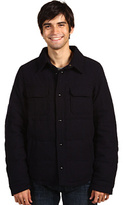 Scotch & Soda Quilted Nylon Shirt Jacket