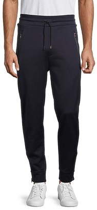 HUGO BOSS Drawstring Cotton Pants