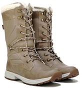 Sporto Women's Combat Lace Up Winter Boot