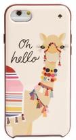 Kate Spade Camel Iphone Case - Pink