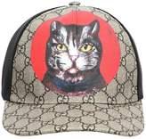 Gucci Mystic Cat Baseball Cap