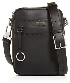 WANT Les Essentiels Reagan Leather Crossbody Pouch