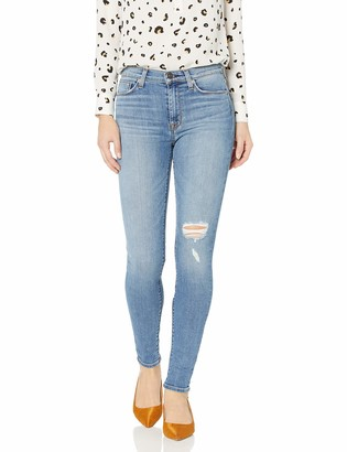Hudson Jeans Women's Barbara High Waist Super Skinny 5 Pocket Jean