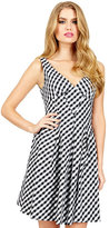 Betsey Johnson Girly Gingham Dress