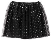 Crazy 8 Metallic Polka Dot Tutu