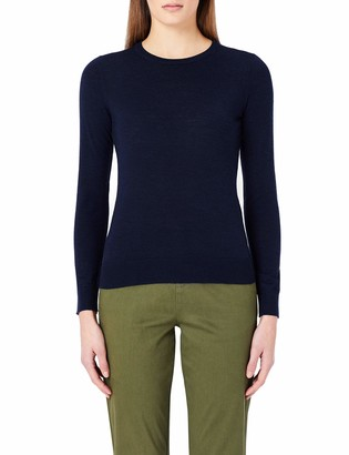 Meraki Women's Merino Crew Neck Sweater