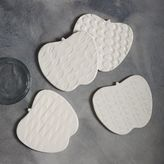 Apple Coasters (Set of 4)