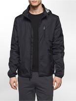 Calvin Klein Foil Nylon Packable Jacket