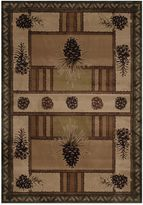 Bed Bath & Beyond United Weavers Pine Barrens Accent Rug in Beige