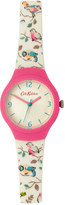 Cath Kidston Little Birds Rubber Fun Watch