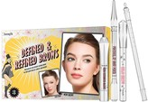 Benefit Cosmetics Defined & Refined Brow Kits