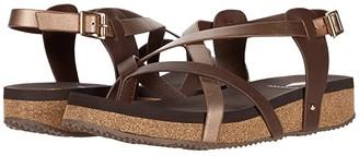 Volatile Kimmon (Bronze) Women's Shoes