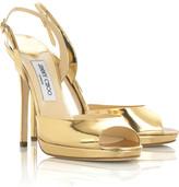 Elazer metallic sandals