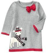 Gymboree Deer Sweater Dress