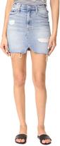 Mother Sacred Slit Miniskirt