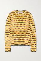 Victoria Victoria Beckham Victoria, Victoria Beckham Open-knit Sweater