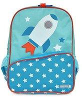 JJ Cole Little Toddler Backpack, Rocket by