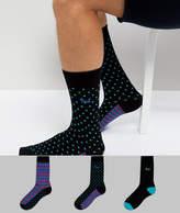 Pringle Melrose Socks 3 Pack