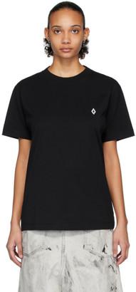 Marcelo Burlon County of Milan Black Logo T-Shirt
