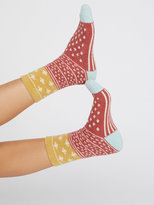 Free People Sunday's Slipper Sock