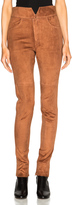 Isabel Marant Eydie Stretch Suede Pants