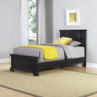 Palmhurst Twin Panel Bed Harriet Bee