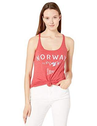 Fifth Sun Officially Licensed FIFA Norway Junior's Racerback Tank