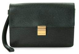 Louis Vuitton Vintage Selenga Leather Clutch