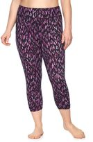 Gaiam Plus Size Yoga Capri Pants