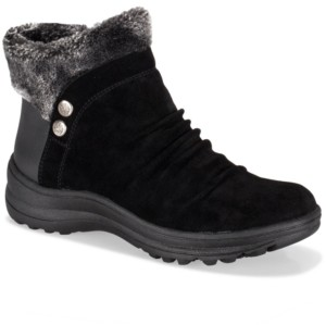 Bare Traps Baretraps Aeron Faux-Shearling Cold Weather Boots Women's Shoes