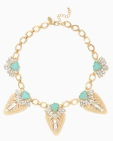 Charming charlie Delicately Bold Statement Necklace