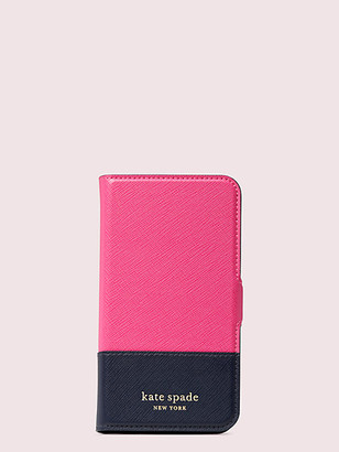Kate Spade Spencer Iphone 11 Pro Magnetic Wrap Folio Case