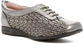 Taryn Rose Trudee Woven Leather Flat