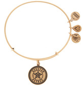 Alex and Ani Houston Astros Expandable Wire Bangle
