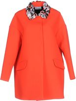 RED Valentino Overcoats - Item 41705684