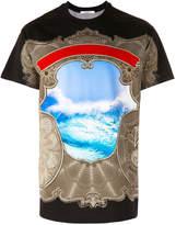 Givenchy ocean print T-shirt