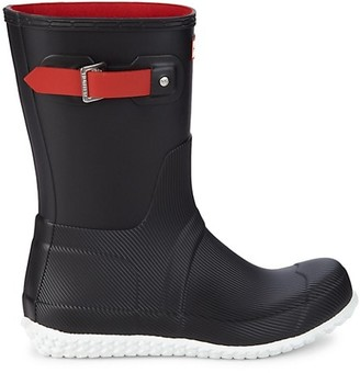 Hunter Calendar Sole Short Rain Boots