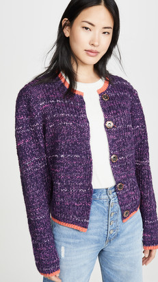 Free People Walk On By Cardigan