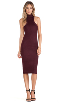 Rachel Pally Turtleneck Mid-Length Dress