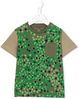 Stella McCartney Basil T-shirt - kids - Cotton - 2 yrs