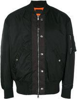 Diesel bomber jacket - men - Nylon/Polyester/Spandex/Elastane - 46