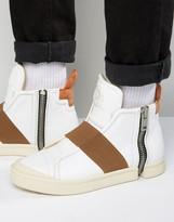 Diesel Nentish Elastic Sneakers