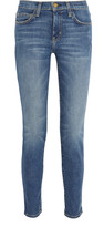Current/Elliott The Mamacita mid-rise slim-leg jeans