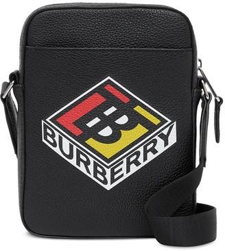 Burberry Graphic Logo Crossbody Bag