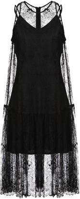 MSGM Knee-length dresses