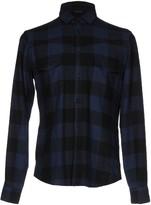 Grey Daniele Alessandrini Shirts - Item 38666337
