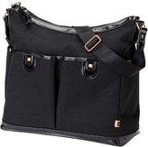OiOi Dual Pocket Diaper Bag - Black