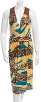 Mara Hoffman Belted Silk Dress w/ Tags