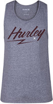 Hurley Men's Free and Clear Tri-blend Tank Top