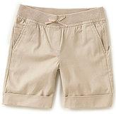 Nautica Big Girls 7-16 Knit-Waist Shorts